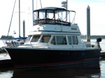 1990 Sabreline 36' Fast Trawler HOT & SPICY