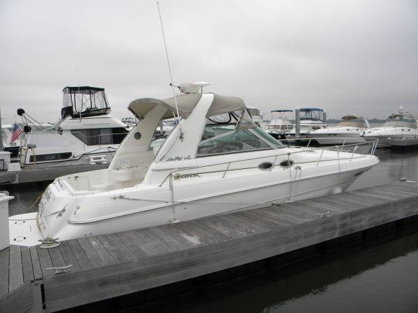 Sold 2000 Sea Ray 310 Sundancer Brilliant Yachts